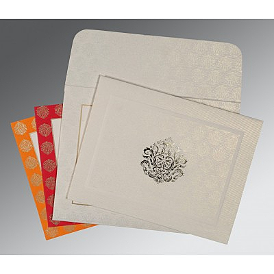 Designer Wedding Cards - D-1502