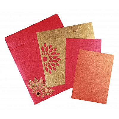 Designer Wedding Cards - D-1513