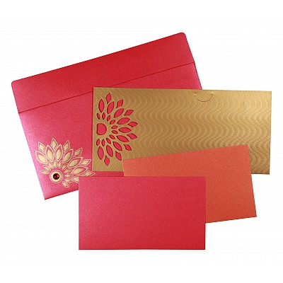Designer Wedding Cards - D-1515