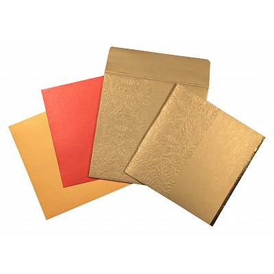 Designer Wedding Cards - D-1519