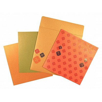 Designer Wedding Cards - D-1520