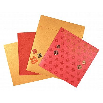 Designer Wedding Cards - D-1521