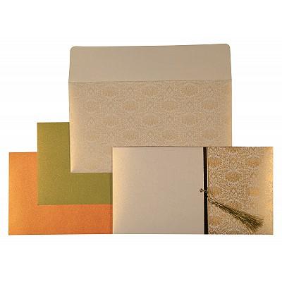 Designer Wedding Cards - D-1537
