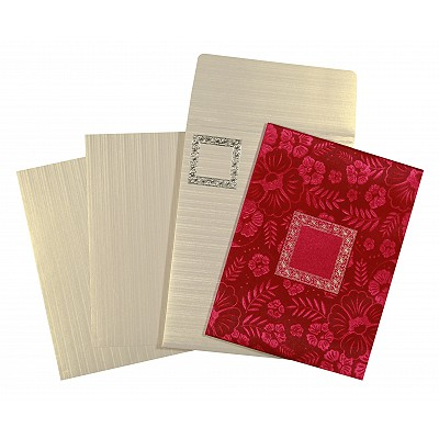 Designer Wedding Cards - D-1584