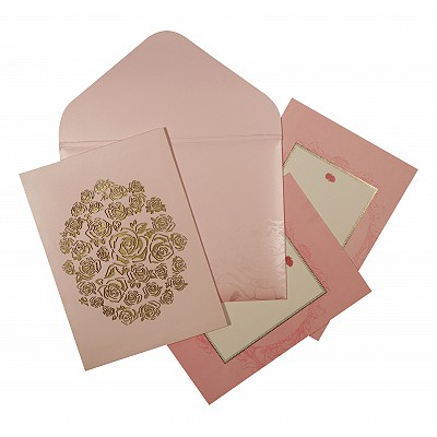 Designer Wedding Cards - D-1597