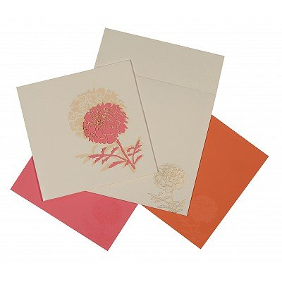 Designer Wedding Cards - D-1598