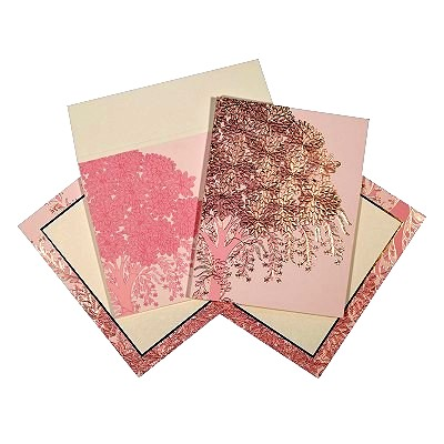 Designer Wedding Cards - D-1607