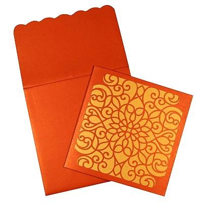 Designer Wedding Cards - D-1633