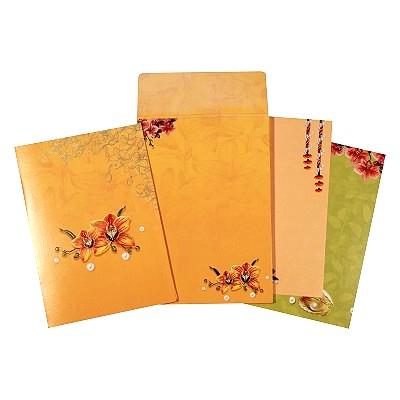 Designer Wedding Cards - D-1642
