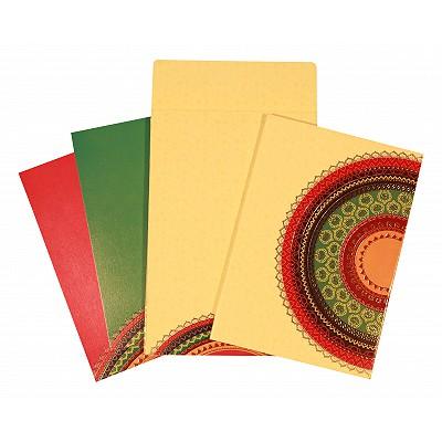 Designer Wedding Cards - D-1645