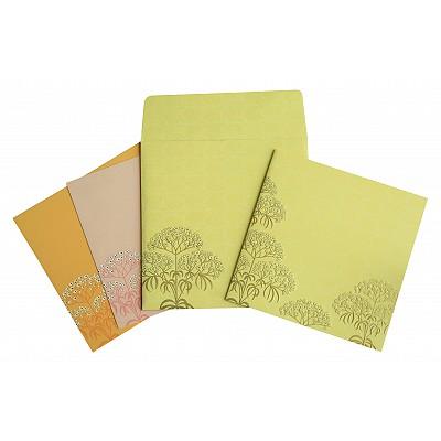Designer Wedding Cards - D-1647