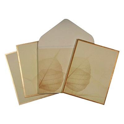 Designer Wedding Cards - D-1659