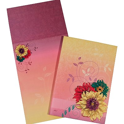 Designer Wedding Cards - D-1662