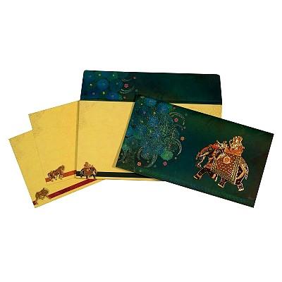 Designer Wedding Cards - D-1664