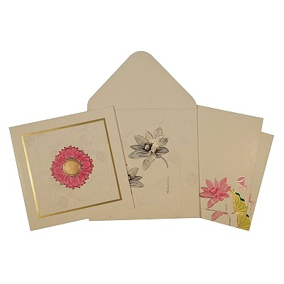 Designer Wedding Cards - D-1677