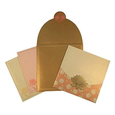 Designer Wedding Cards - D-1681