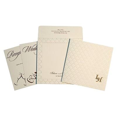 Designer Wedding Cards - D-1711