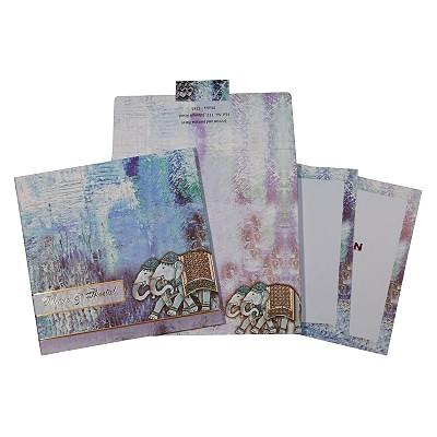 Designer Wedding Cards - D-1720