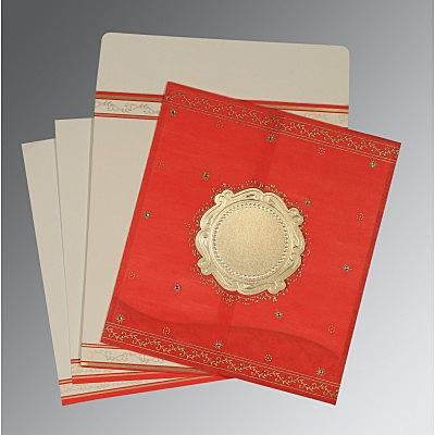 Designer Wedding Cards - D-8202H