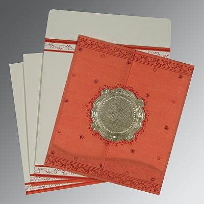 Designer Wedding Cards - D-8202N