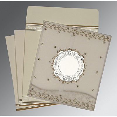 Designer Wedding Cards - D-8202O