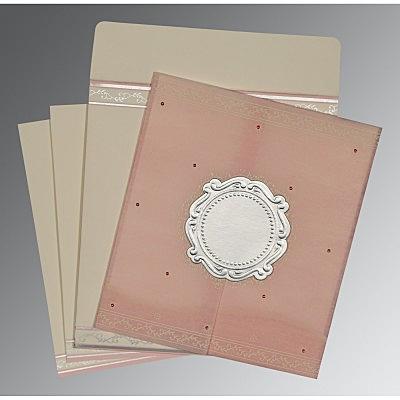Designer Wedding Cards - D-8202P