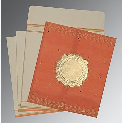 Designer Wedding Cards - D-8202Q