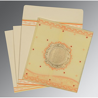 Designer Wedding Cards - D-8202R