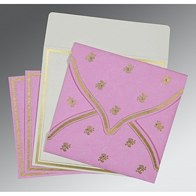 Designer Wedding Cards - D-8203H