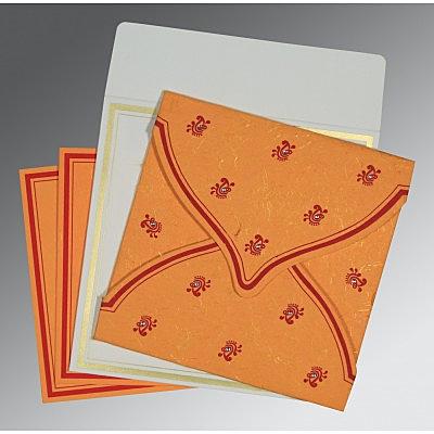 Designer Wedding Cards - D-8203J
