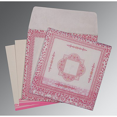 Designer Wedding Cards - D-8205A