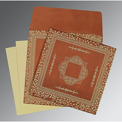 Designer Wedding Cards - D-8205C