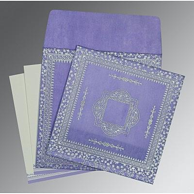 Designer Wedding Cards - D-8205F