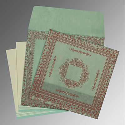 Designer Wedding Cards - D-8205N