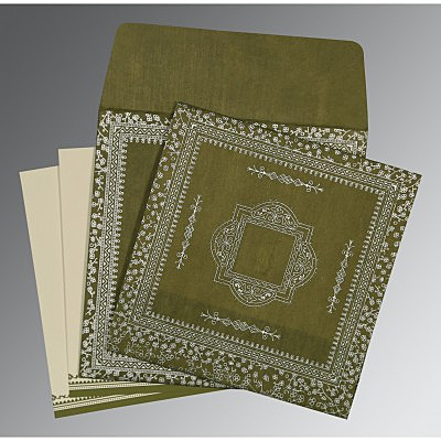 Designer Wedding Cards - D-8205Q
