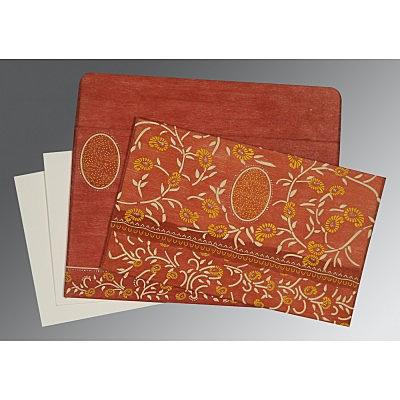 Designer Wedding Cards - D-8206G