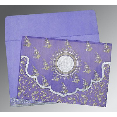 Designer Wedding Cards - D-8207D
