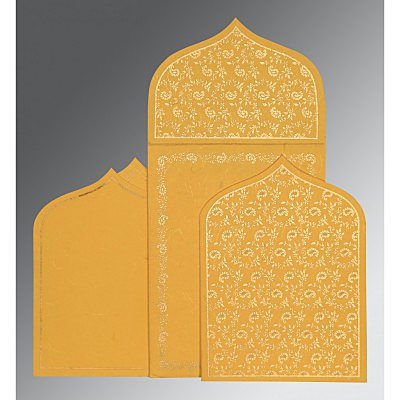Designer Wedding Cards - D-8208N