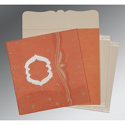 Designer Wedding Cards - D-8209A