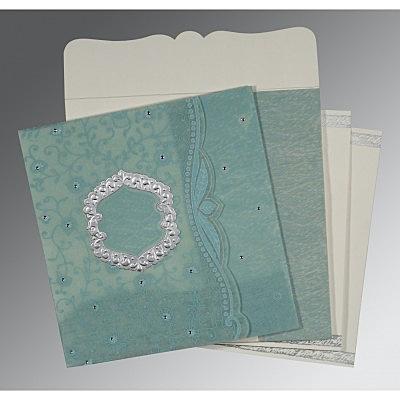 Designer Wedding Cards - D-8209F