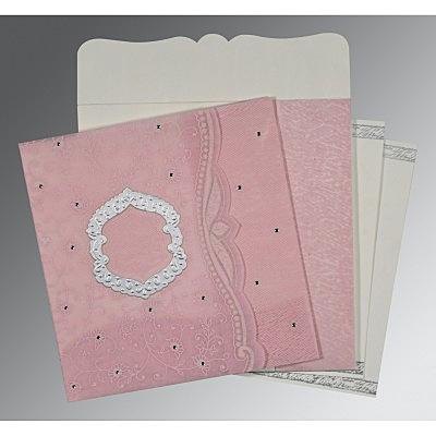 Designer Wedding Cards - D-8209H