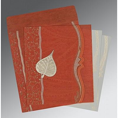 Designer Wedding Cards - D-8210D
