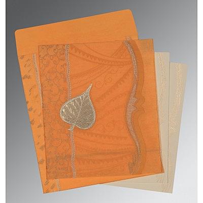 Designer Wedding Cards - D-8210L
