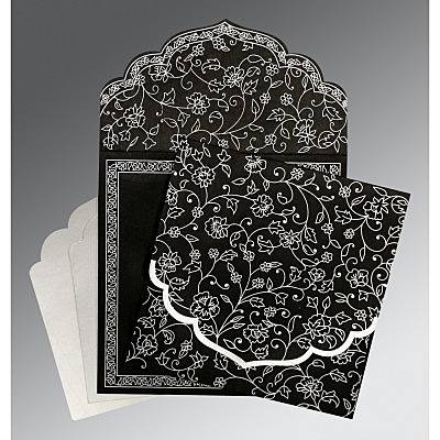 Designer Wedding Cards - D-8211B