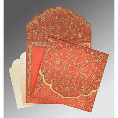 Designer Wedding Cards - D-8211F