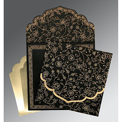 Designer Wedding Cards - D-8211N