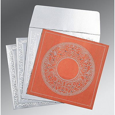Designer Wedding Cards - D-8214M