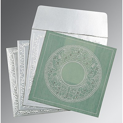 Designer Wedding Cards - D-8214P