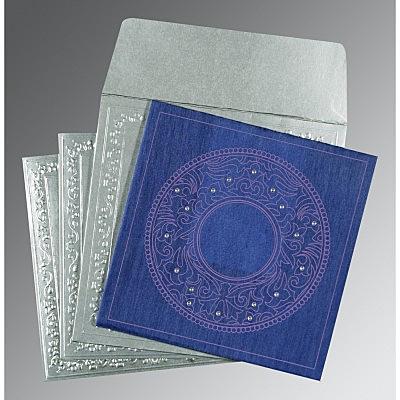 Designer Wedding Cards - D-8214Q
