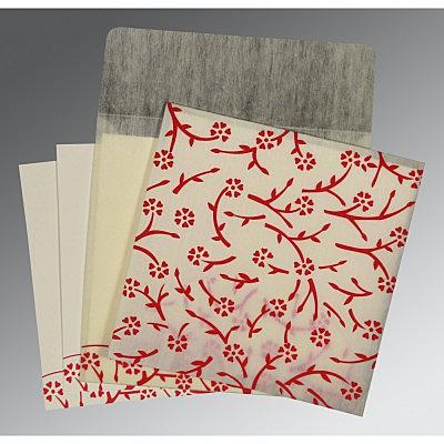 Designer Wedding Cards - D-8216A